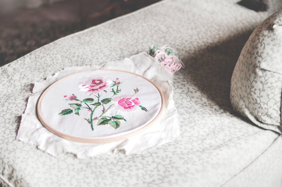 All You Need to Know About Custom Embroidery Stitches